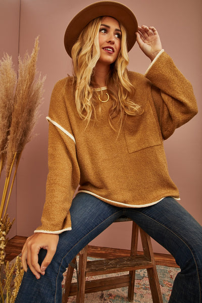 Hazel Oversized Sweater