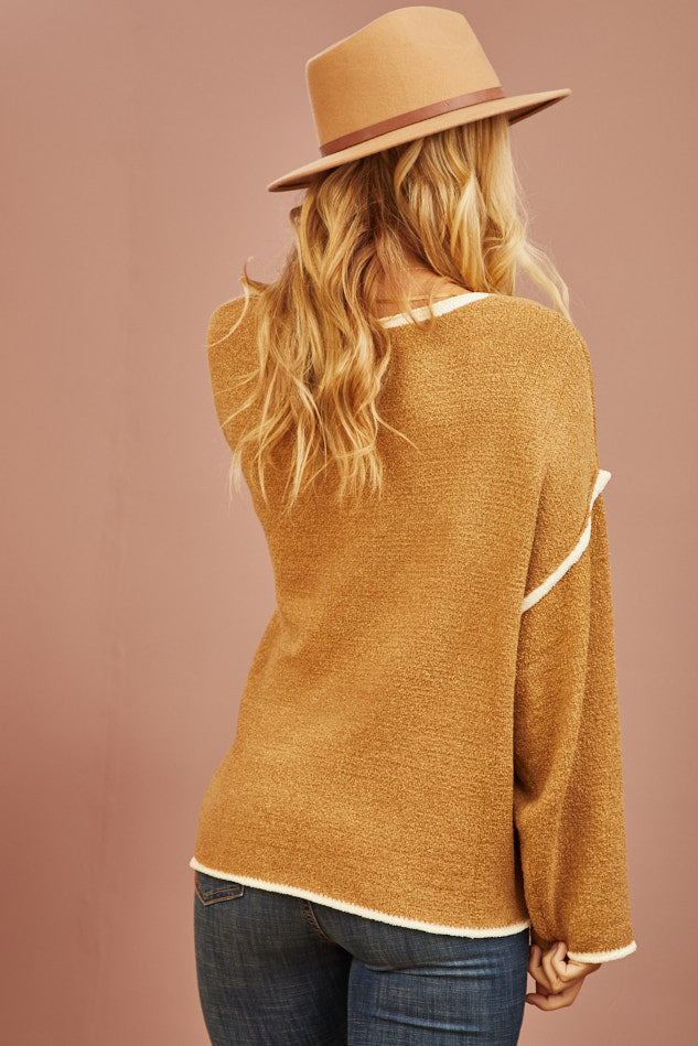 BACK IN STOCK- Hazel Oversized Sweater