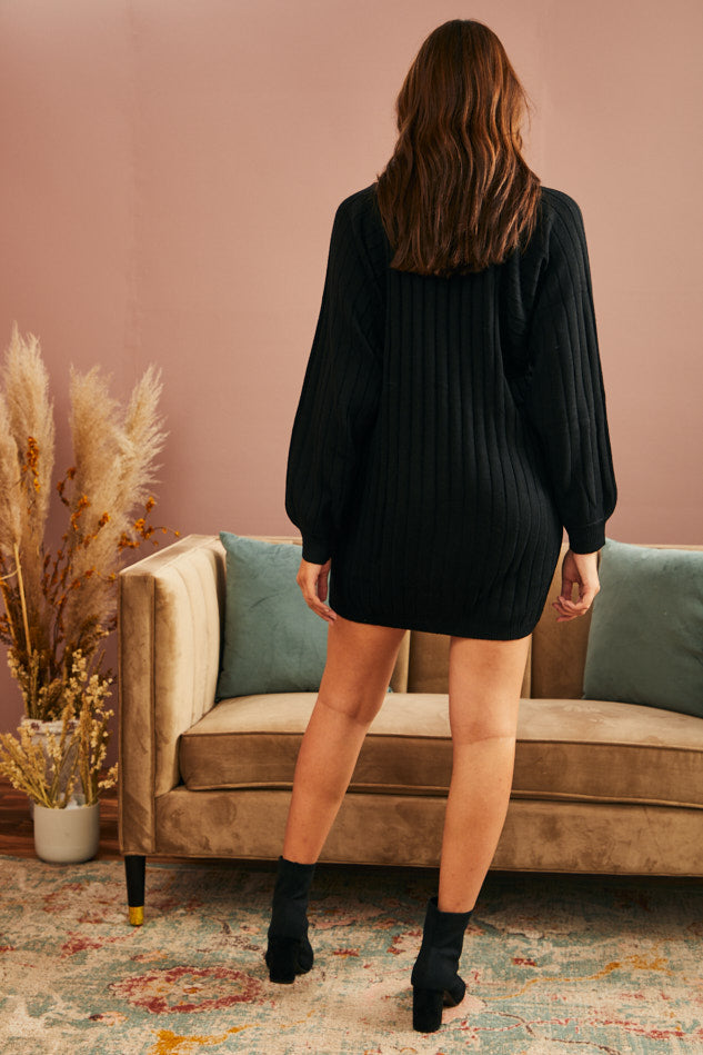 Sable Sweater Dress
