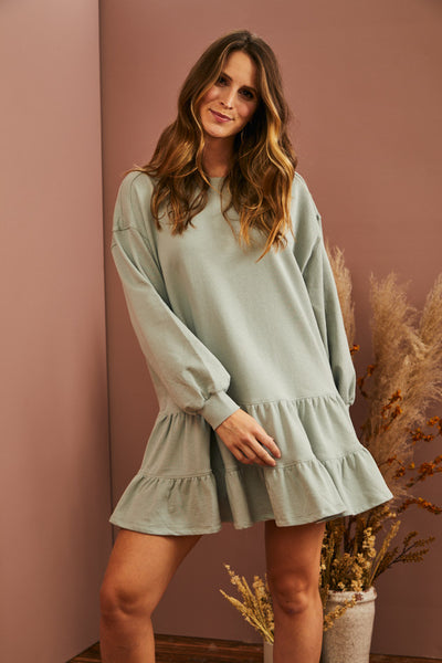 Julep Sweatshirt Dress