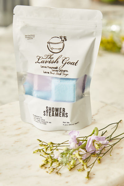 Sinus & Lavender Shower Steamers