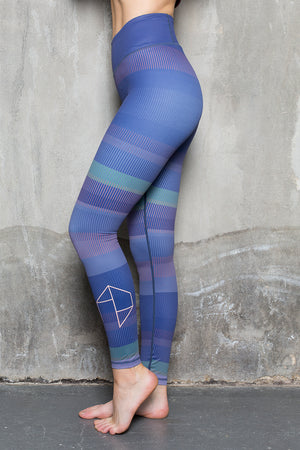 Load image into Gallery viewer, Striped Leggings