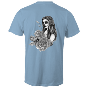 Sugar Skull Tee - Light