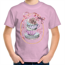 Load image into Gallery viewer, Kids Teacups Tee