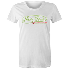 Load image into Gallery viewer, Cherry Bomb Martini Tee