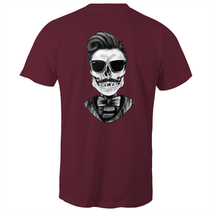 Dapper Skull Tee - Dark & Brights