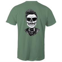 Load image into Gallery viewer, Dapper Skull Tee - Dark & Brights