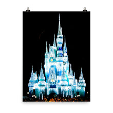 Load image into Gallery viewer, Magic Kingdom Photo Print Poster