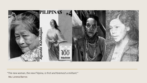 Revolutionary Women of the Philippines by Stef Martin