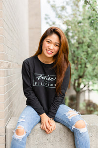 The Future is Filipinx Crewneck Sweater