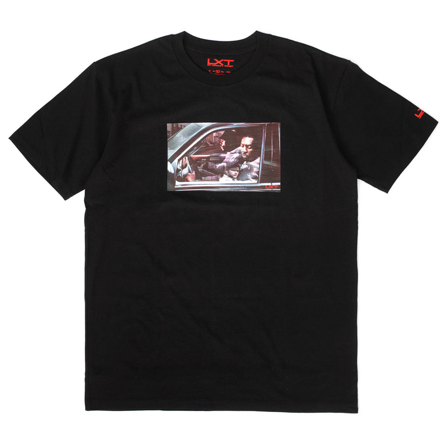 The Wire Tee - Black