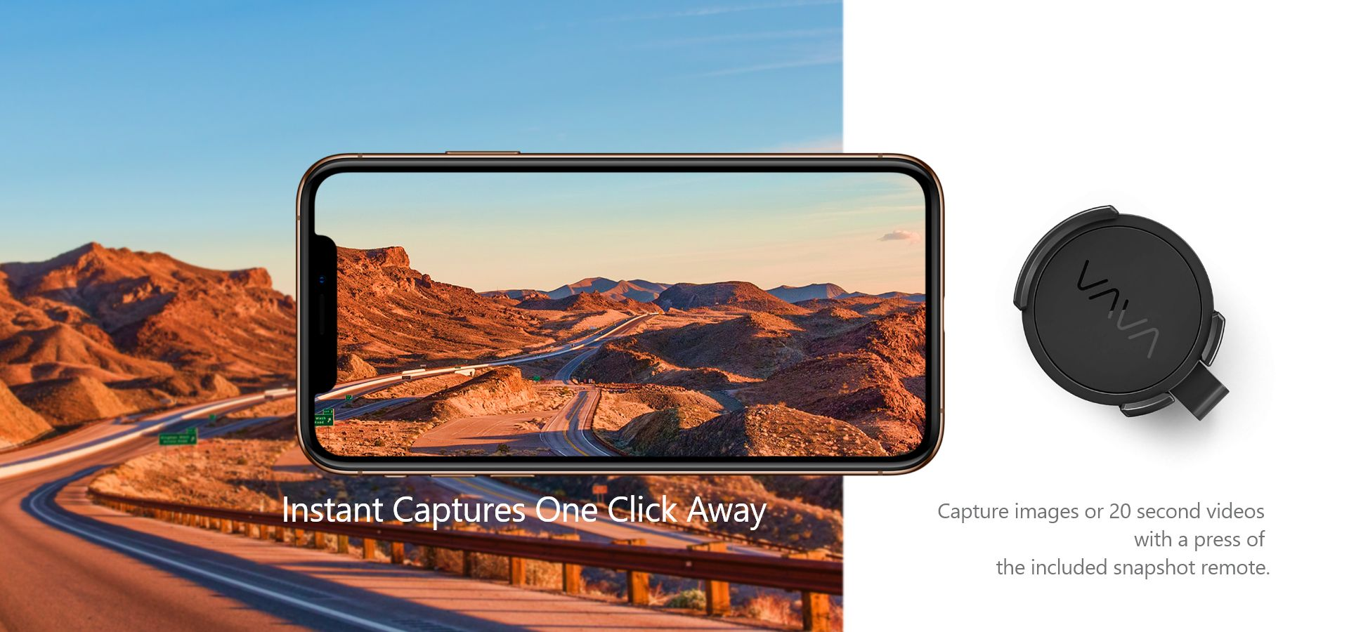 instant capture one click away