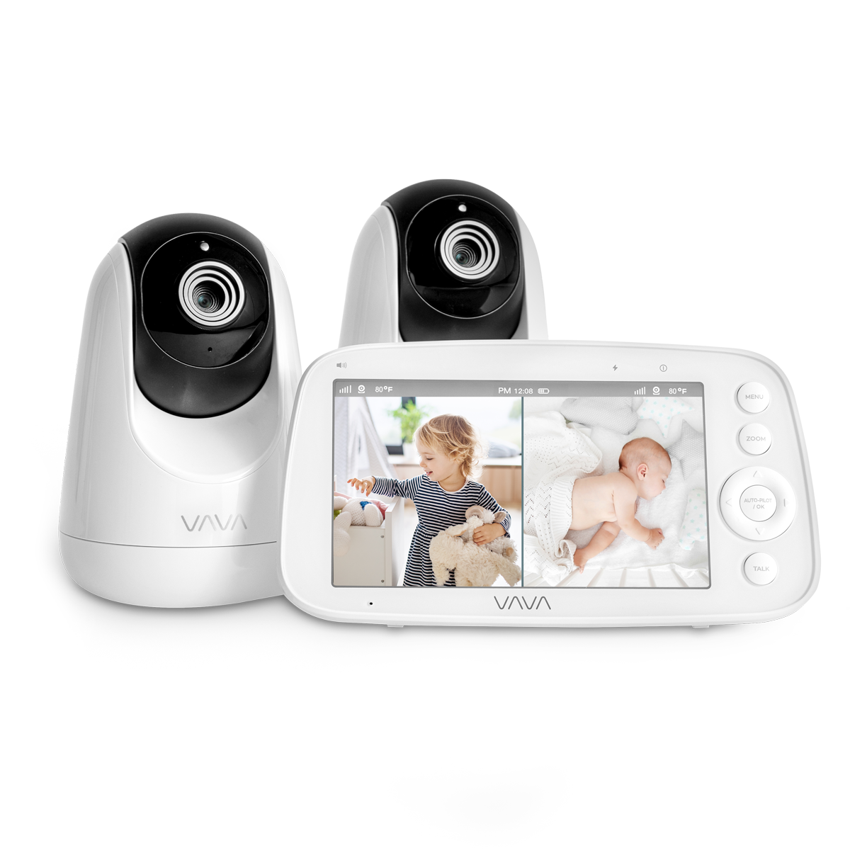 VAVA SPLIT SCREEN BABY MONITOR