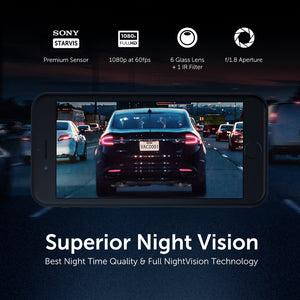 superior night vision