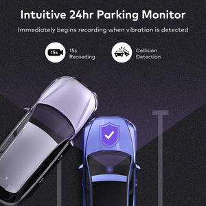 Intuitive 24hr Parking Monitor