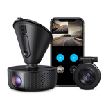VAVA 1080P Dual Dash Cam With Night Vision
