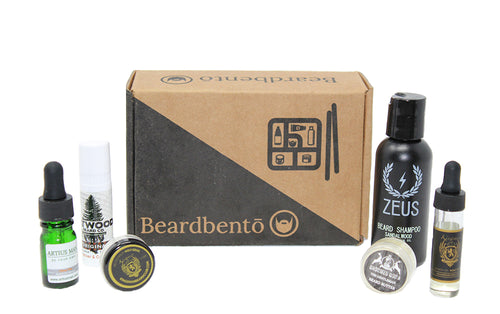 Our Beardbentō  Box
