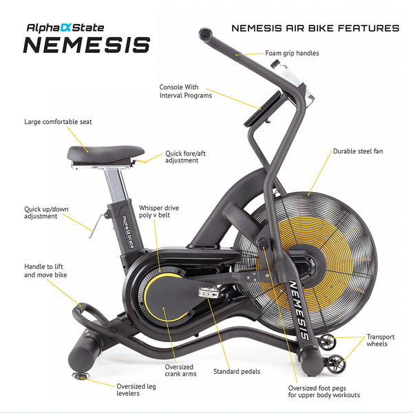 Nemesis Air Bike