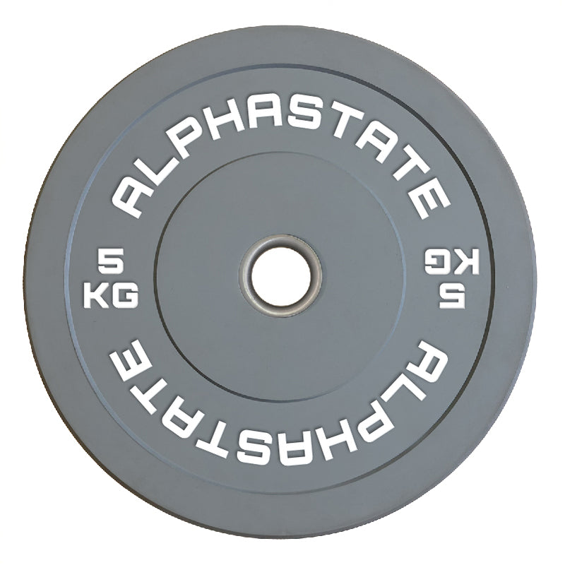 Colour Bumper Plates
