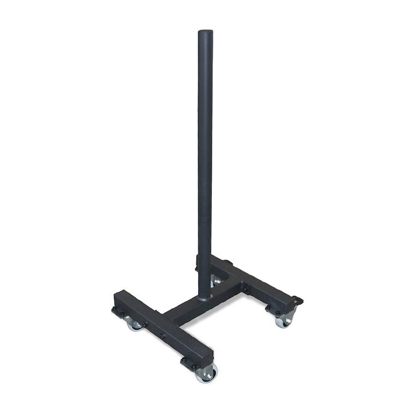 AlphaState Vertical Plate Trolley - Gym Concepts