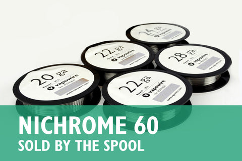 Nichrome 60  (Sold by the Spool)