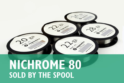 Nichrome 80  (Sold by the Spool)