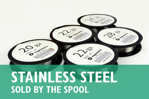 Stainless Steel 316L (Sold by the Spool)