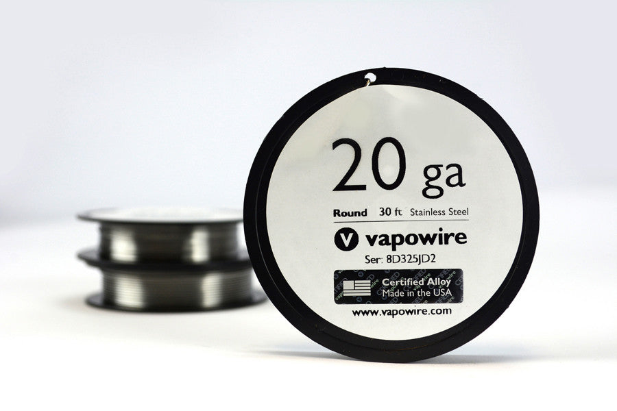Stainless Steel 316L - 20 AWG