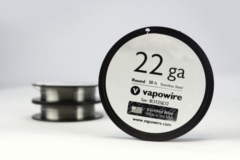 Stainless Steel 316L - 22 AWG