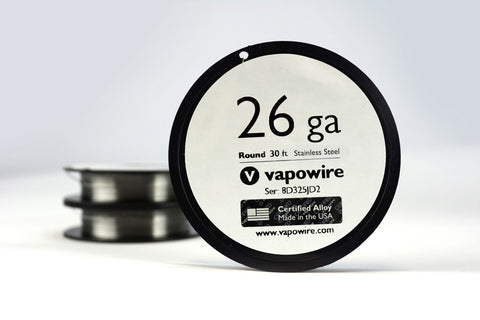 Stainless Steel 316L - 26 AWG (Out of Stock)