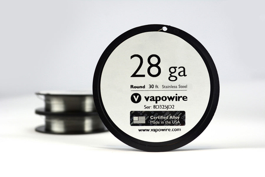 Stainless Steel 316L - 28 AWG