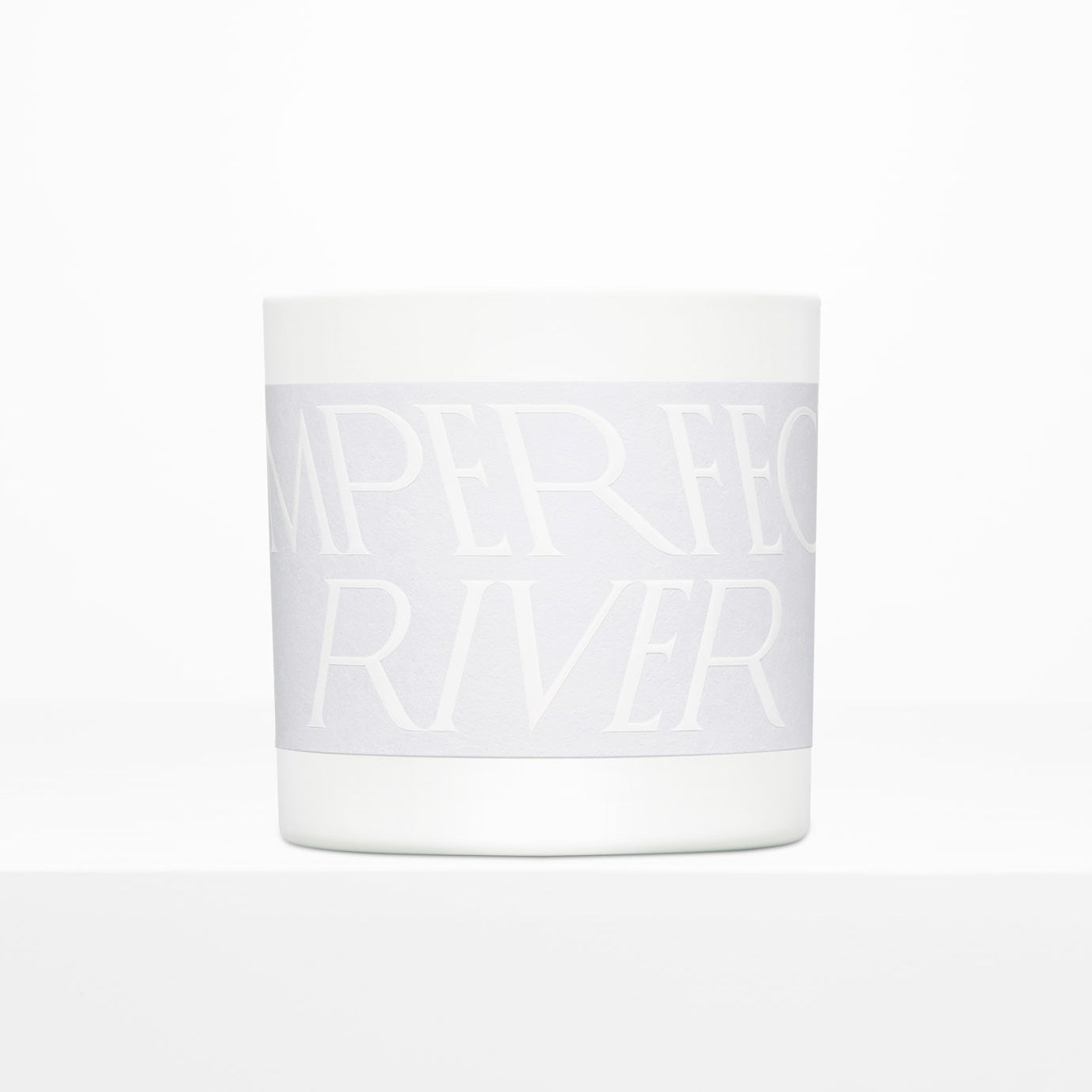 IMPERFECT RIVER SCENTED CANDLE