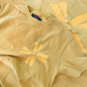 Logo Short Sleeve (Tuscan Yellow)