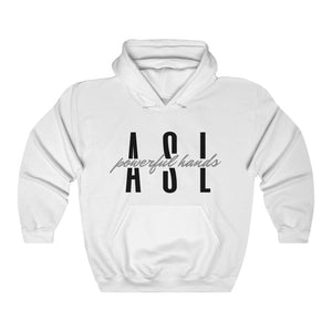 POWERFUL HANDS HOODIE