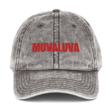 Load image into Gallery viewer, MuvaLuva Vintage Cotton Twill Cap