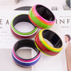 Vintage Resin Cuff Fashion Bracelets Bangles f