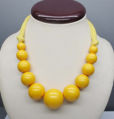 Necklace Gradient Large Glazed