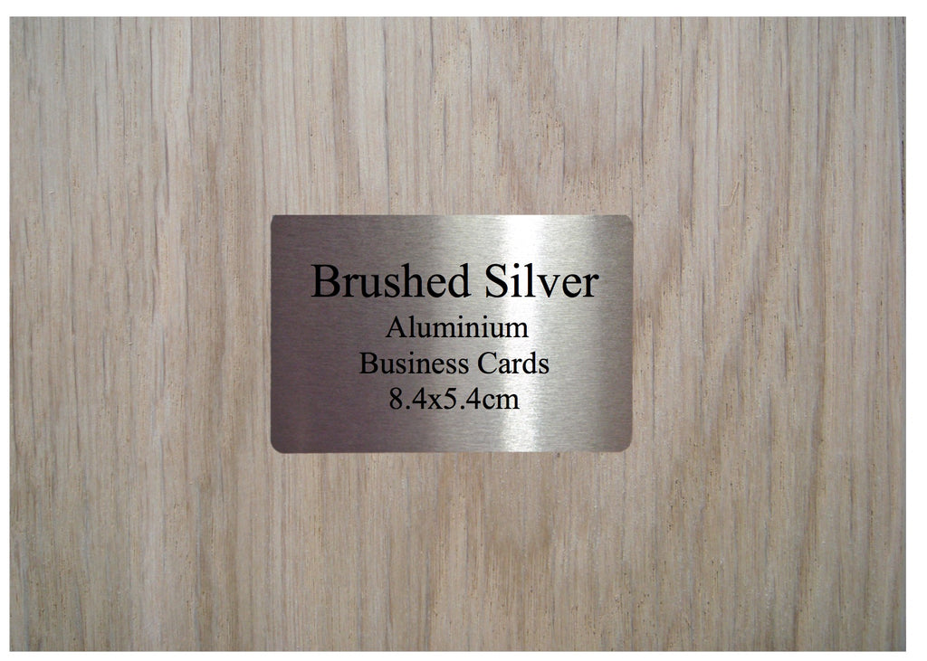 Custom-Made Affordable Personalised Mini Blank Plaques including ...