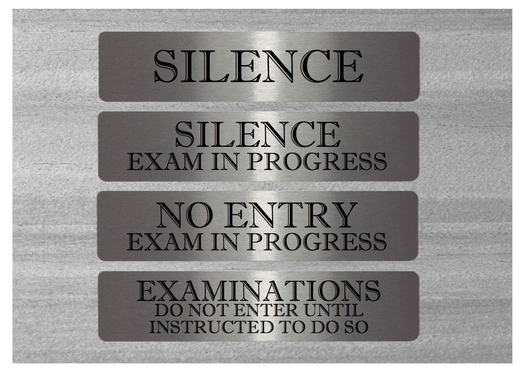 SILENCE EXAM IN PROGRESS VITAL SIGNS FROM HONEYMELLOW