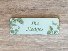 Vintage Door Signs: Add your own text to personalise at Honeymellow.com