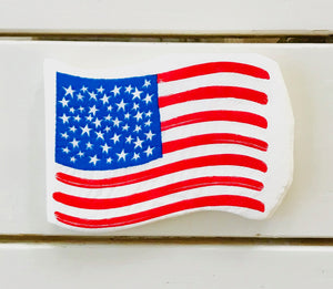 Waving Flag Napkins