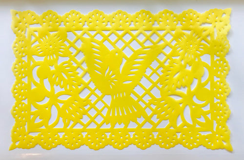 Papel Picado Reusable Cloth Placemats