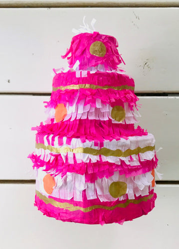 Birthday Cake Piñata
