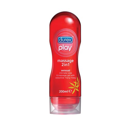 Durex Play Sensual Massage 2 in 1
