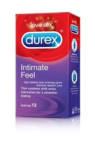 Durex Intimate Feel 12