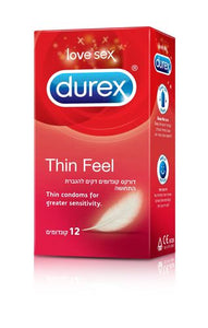 Durex Thin Feel 12