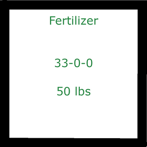Fertilizer 33-0-0