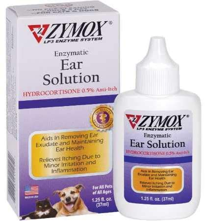 Dog & Cat Ear Solution