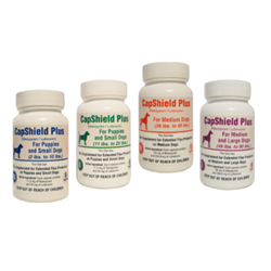 CapShield Plus Flea Preventative