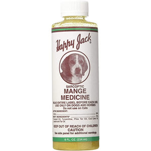 Mange Medicine for Dogs 8 oz